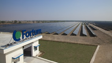 India is not new territory for Fortum: the company has produced solar power in the country since 2013.