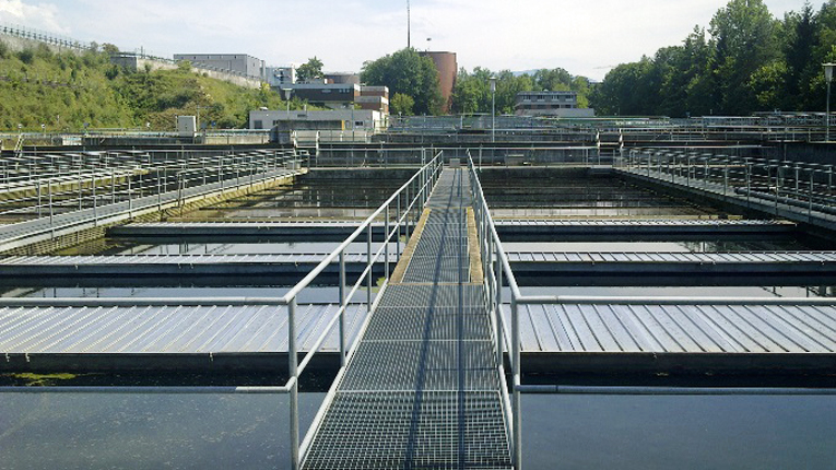 Pöyry develops water purification processes in Switzerland