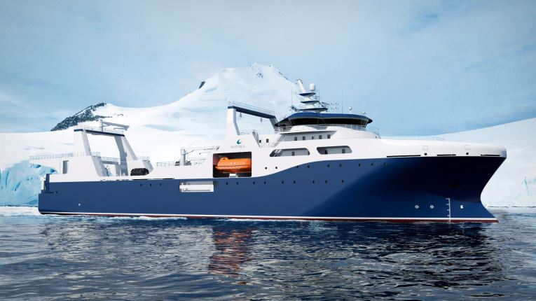 frozen krill contract  tonnes of frozen products, with the fishroom laid out for palletised storage hb  grandi has announced that the new trawler's contract is worth  will supply a  complete krill factory for aker biomarine's new krill fishing vessel as.
