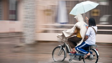 Vietnam faces weather-related challenges every year, including typhoons, storms, floods and severe lightning.