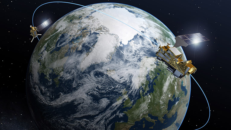 Space Systems Finland is developing software for the satellites of a decades-long European meteorological satellite programme, which collect data for weather forecasts.
