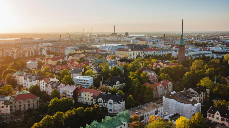 Helsinki was ranked 11th on the European City of the Future listing.