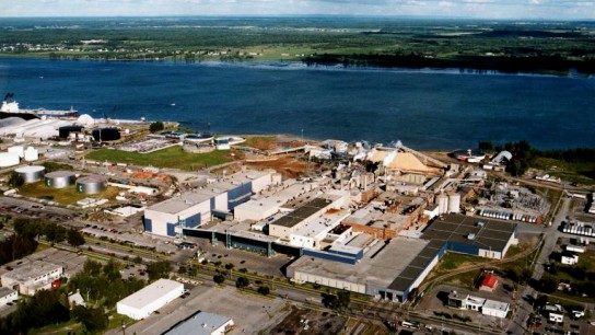 The modernisation of Kruger's pulp and paper plant in Trois-Rivières, Quebec includes the installation of a modern OCC production facility and a comprehensive rebuild of the existing PM 10 newsprint machine.