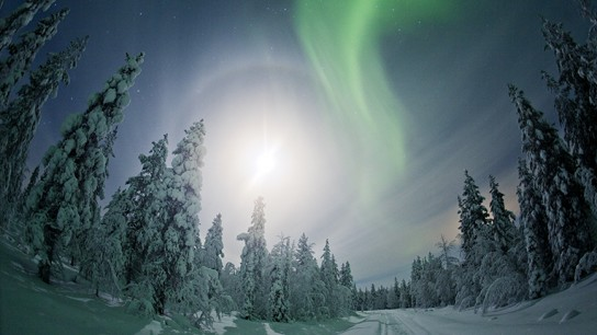 Arctic Light Hotel, located on the Arctic Circle in the Finnish Lapland, was ranked among world's best new hotels.