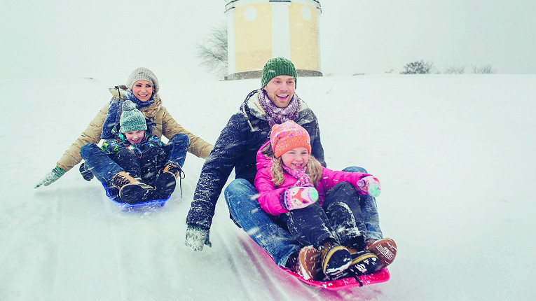 Helsinki offers year-round activities for the whole family.