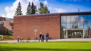 Lappeenranta University of Technology rounds out the three young Finnish universities making the list.