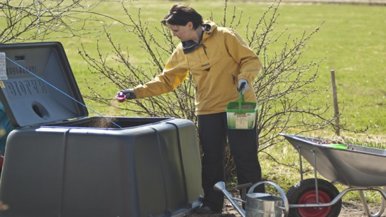 Sales of Biolan's composters are growing quickly in China.