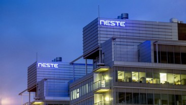 Neste helps facilitate transition to fossil free society