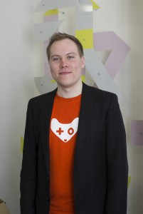 According to Toni Nylund from a mobile game company Vulpine Games, it is easy to book a boardroom for meetings at Flux.