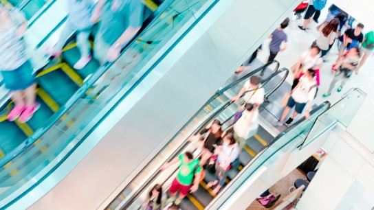 Walkbase analyses crowding and zone popularity on physical sites such as stores, malls and airports.