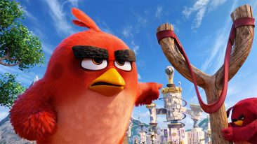 Finland-based Rovio Entertainment and Sony Pictures' The Angry Birds Movie has set the record May opening for an original animated film grossing 43 million US dollars.