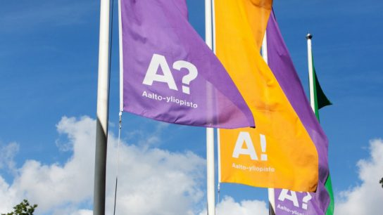 Aalto EE came out tops among the Nordic countries for the learning of new skills, the application of these skills in work, and new ways of thinking.