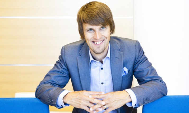 """""""Our mission is to keep the digital society running, making sure that everything is built in a secure and resilient manner,"""" says Nixu's CEO Petri Kairinen."""