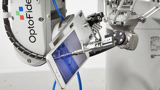 Optofidelity's robot-assisted test solutions improve the quality and user experience of smart devices.