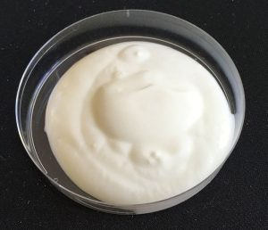 Both xylan and fibrillated cellulose could be used to make yoghurt.