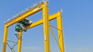 Konecranes wins an order in the United States