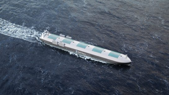 Rolls-Royce is strongly advancing autonomous shipping technology.
