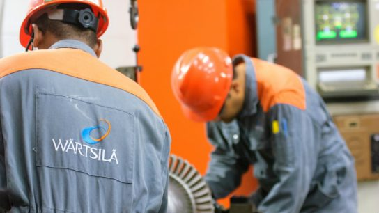 Wärtsilä has a strong footprint in Indonesia with over 3700 MW of installed base. Globally, the company's installed base is 60 GW in 176 countries.