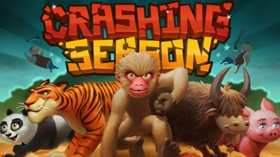 Koukoi Games released its first title, Crashing Season on both iOS and Android at the end of May this year.