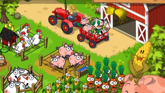 The success of such titles as Farm Away! has seen Futureplay's games attract over two million monthly active users, with over 150 million ads served.