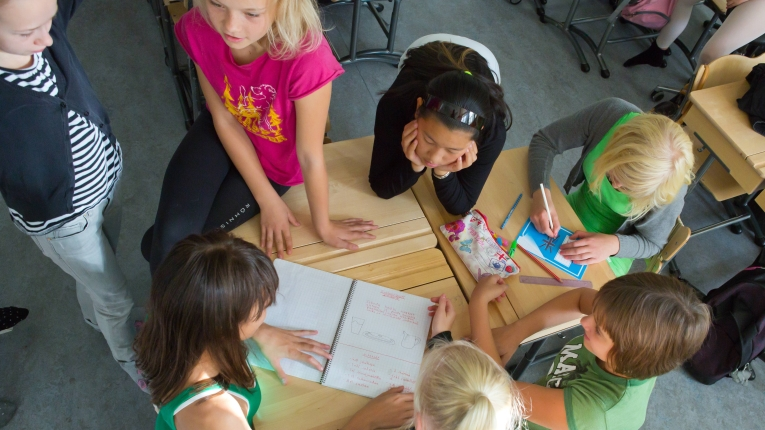 Some 70 per cent of expat parents believe that the quality of education in Finland is excellent. This is well over three times the global average.