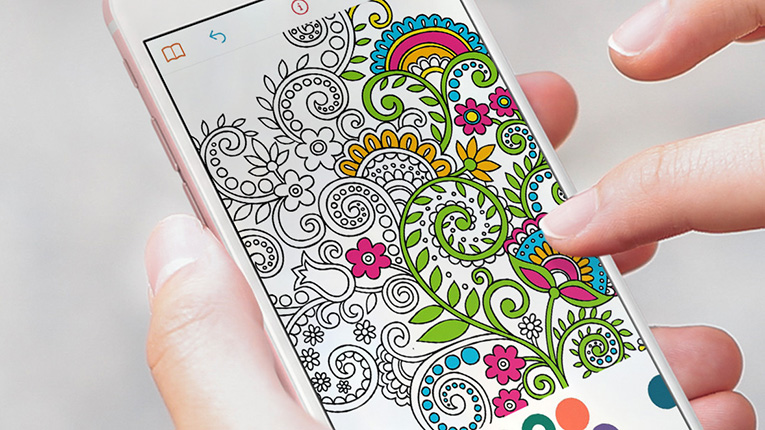 Sumoing wants Recolor to become the 'Spotify of colouring books' with millions of illustrations. The next step is to build the app into a platform where people can add and share their own creations and interact with others.