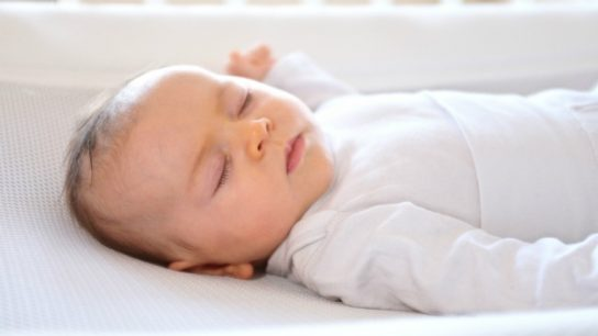According to Familings, their baby mattress is the first product in the world that can be safely used in a baby's own bed to help them sleep.