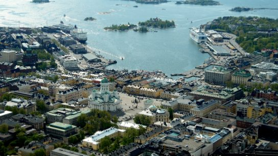 """""""Whether you are interested in relocating to Finland or doing remote, contract work, the Helsinki startup scene could be well worth checking out,"""" notes Geektime."""