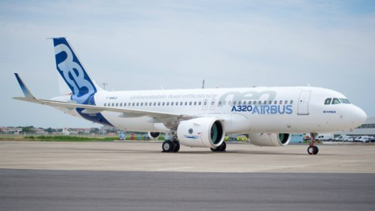 The A320 is the world's best-selling passenger airplane.