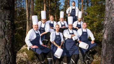 Finnish chefs cook up storm of success in Germany