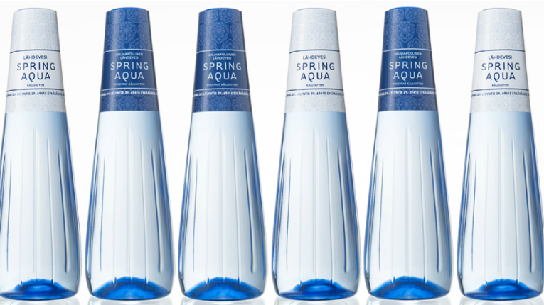 finnish water bottle wins prize for design