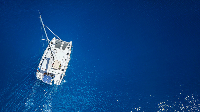 Oceanvolt can replace diesel motors with their clean energy system in any sailboat between 20–60 ft.