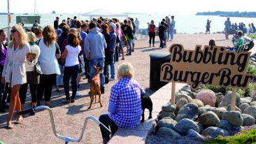 After originating in Helsinki, the popularity of Restaurant Day has seen the event go global.