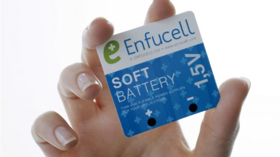 The company recently closed a 400 000-euro crowdfunding round, ensuring that many of us may be wearing Enfucell on our skin at some point.