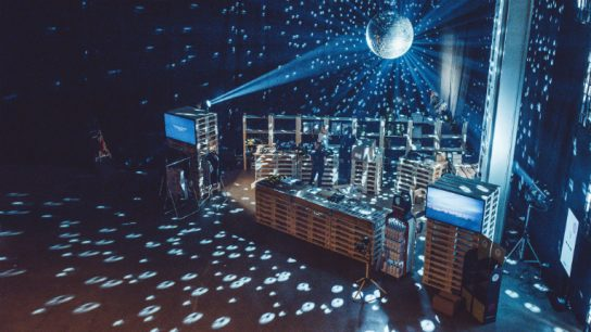 Slush Music lets music tech and startups take the centre of the stage.