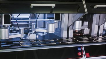 Ginolis specialises in production automation and high precision liquid handling solutions for the diagnostic and MedTech industries.