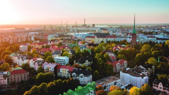 According to the index, the Helsinki region is home to over 500 tech startups and numerous incubators and accelerator programmes.