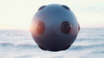 "According to Sony Pictures' Scot Barbour, Ozo is ""an excellent solution for content creators because they seamlessly integrate into established production processes and workflows, and enable the real time capture and broadcast of VR content."""