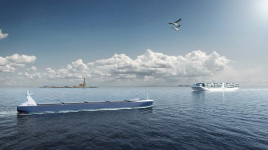 Rolls Royce will be present at Slush to promote its autonomous maritime solutions.
