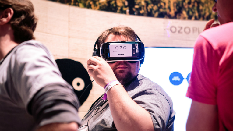 Nokia Ozo, the window to the VR future.