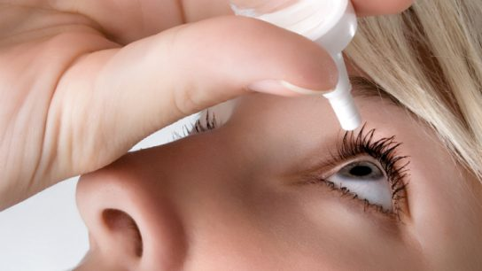 According to Aromtech, women have problems with dry eyes more frequently than men.