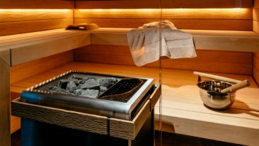 Harvia is one of the best-known brands in the international sauna and spa market.