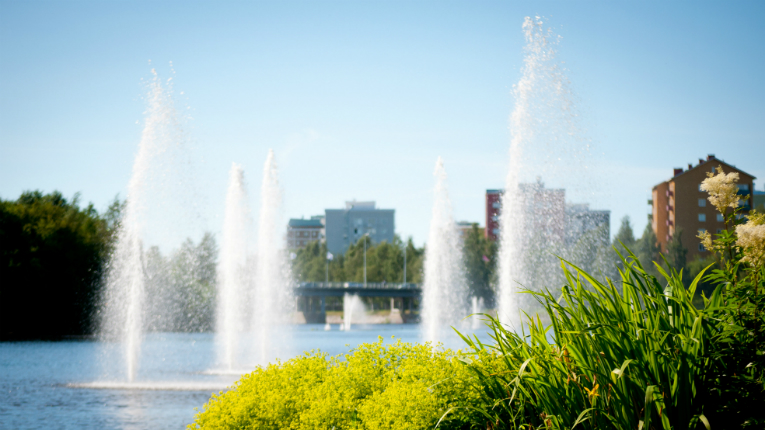 Oulu has 50 years' experience in developing market-ready products.