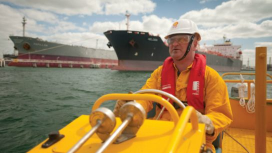 Technology that can reduce downtime and optimise production is critical for Shell both for onshore and offshore.