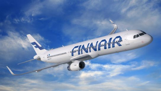 Finnair and Japan Airlines operate under a joint business agreement.
