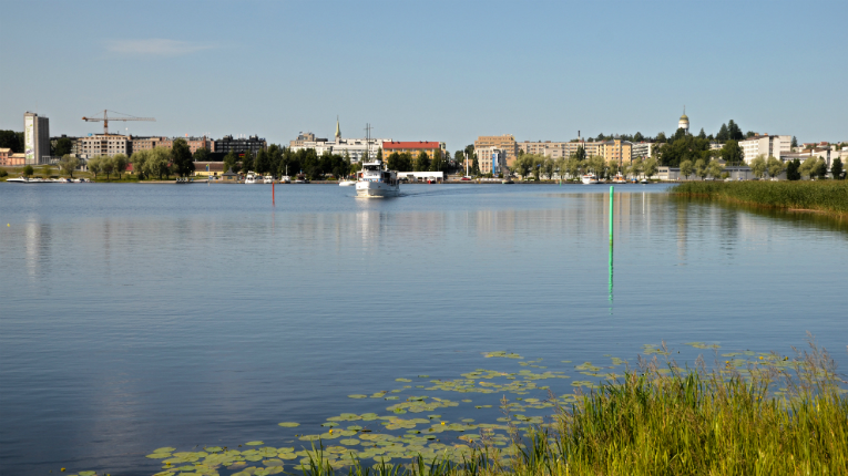 Fodor's suggests that travellers, once in Helsinki, also go to the Lake Saimaa region.