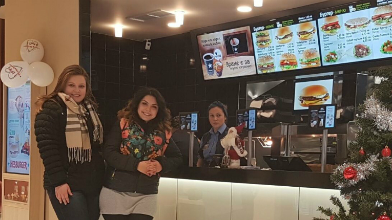 Hesburger continues its international expansion in Bulgaria, where the hamburger chain has opened a new restaurant.