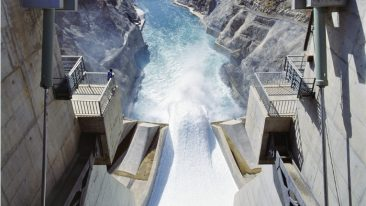 Pöyry is involved in hydropower projects with a total installed capacity of over a hundred gigawatts worldwide.