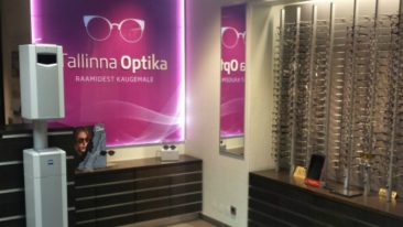 At the moment, Tallinna Optika employs over 30 people.