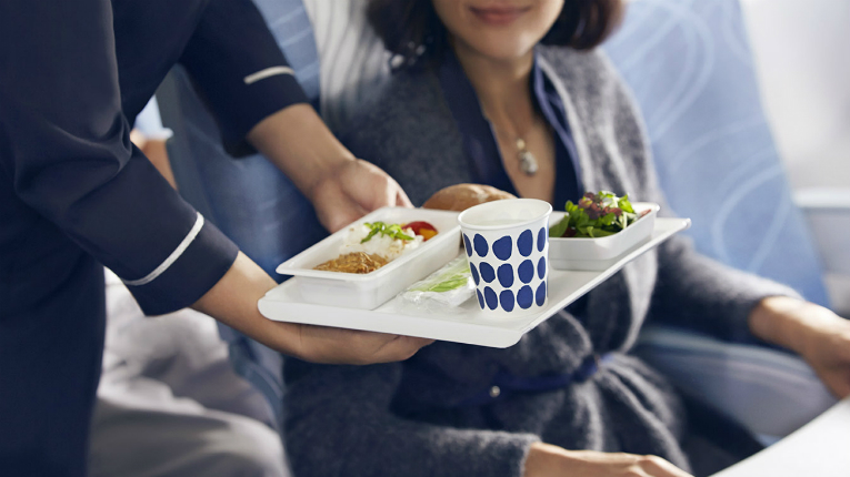 Decisions on the future of in-flight AliPay will be made after the trial period.
